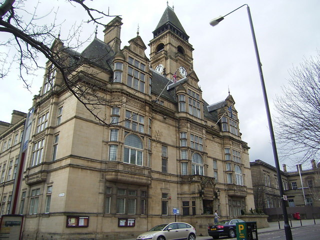Town Hall  Wakefield