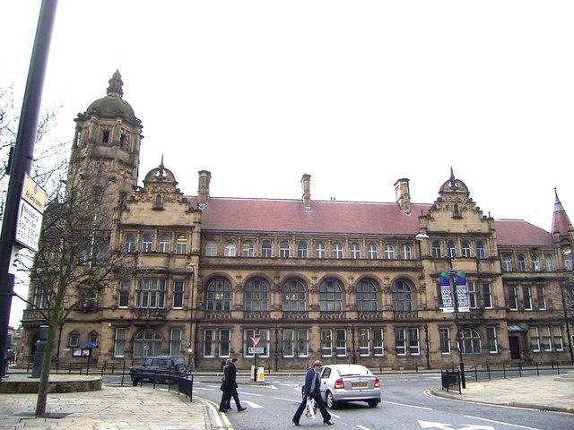 County Hall    Wakefield