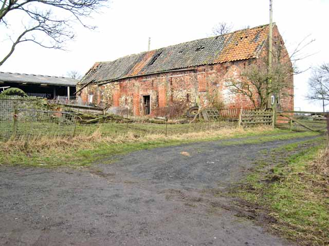 Barn at High Stotfold