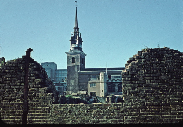 All Hallows by the Tower - 1959