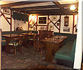 SW7640 : The Cornish Arms - Interior by Phillip Roscorla
