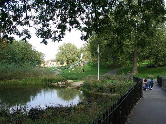 Telegraph Hill Lower Park