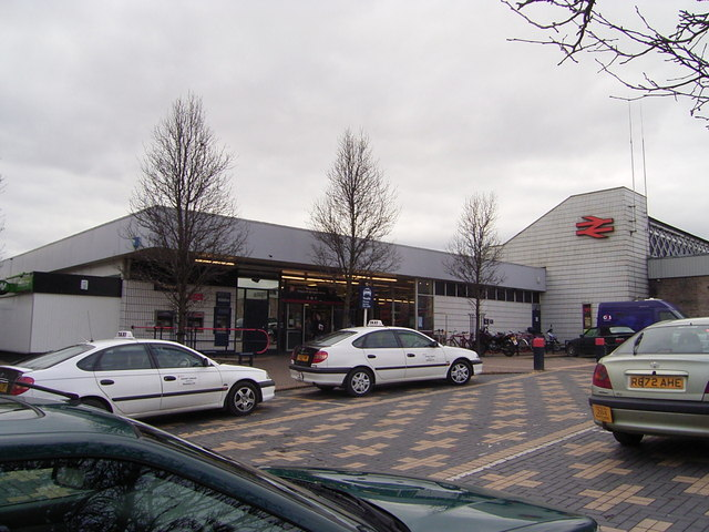Westgate Railway Station Wakefield
