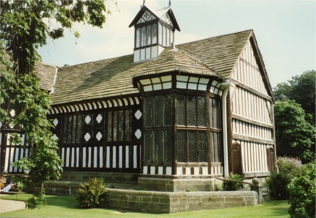 Rufford Old Hall, Lancs
