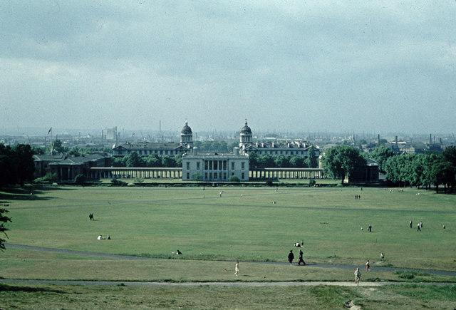 Greenwich Park - 1959