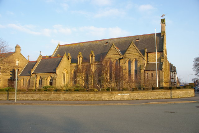 The Church of Our Lady of the Sea, St Annes on Sea