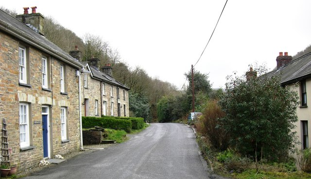 Woollen Mill Workers Cottages