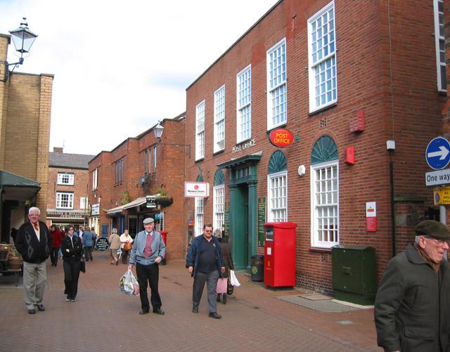 Pepper Street, Nantwich