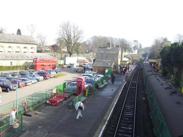 New Alresford Railway Station