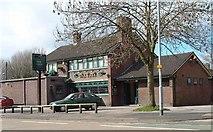 SJ8643 : Oak Tree Public House, Trent Vale, Stoke by Steven Birks