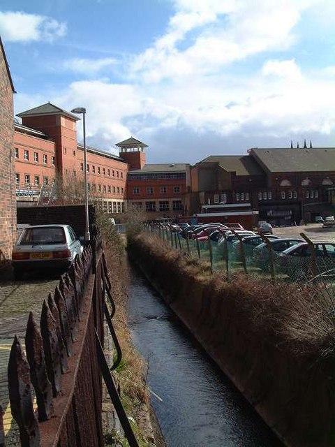 Fowlea Brook, Stoke