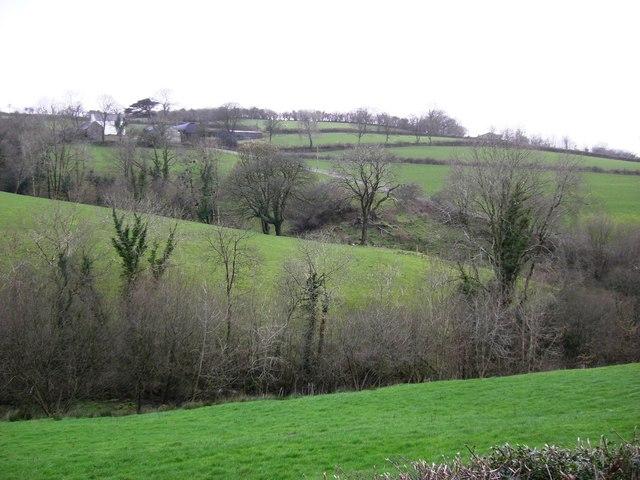 Near to Cwmpengraig