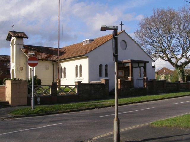 St Theresa's Catholic Church, Totton