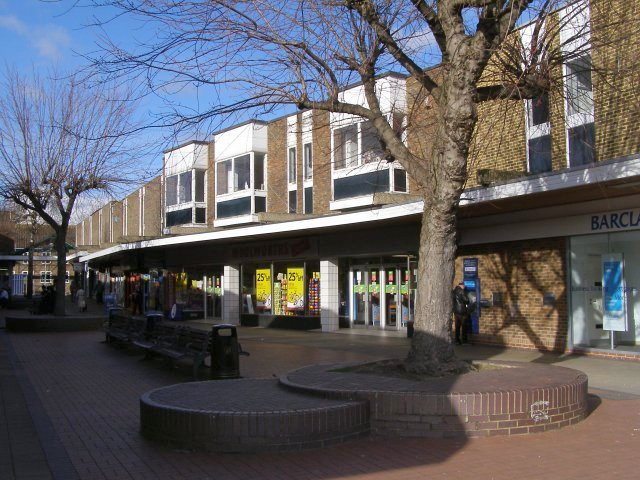 Totton Shopping Centre