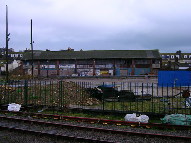 Robert Tressell Workshops Ltd