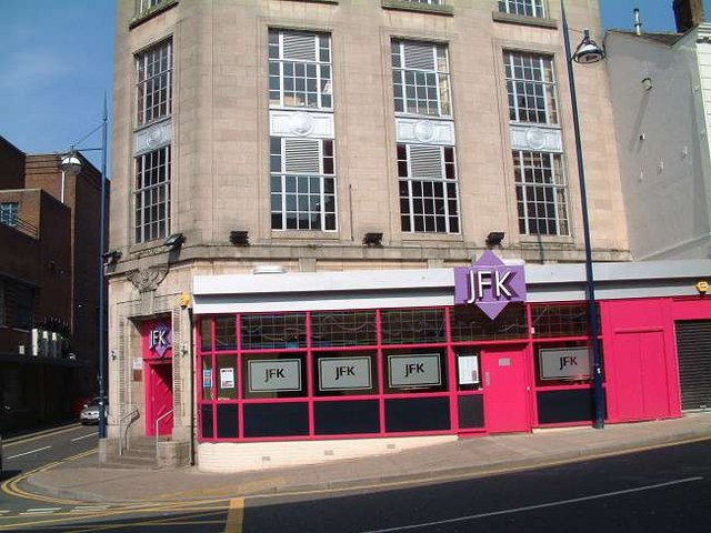 JFK nightclub, Hanley