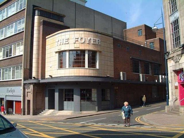 The Foyer nightclub, Hanley