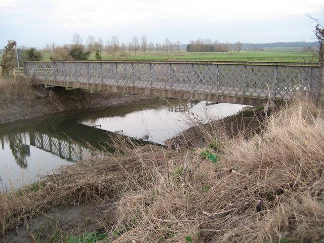 Stathe Footbridge