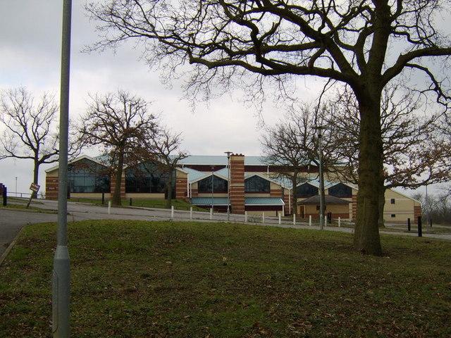 Buckmore Park, Scout HQ