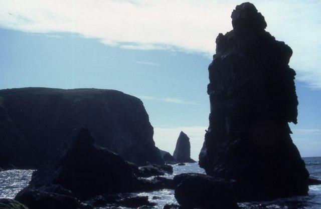 Hjukni Geo, Fair Isle