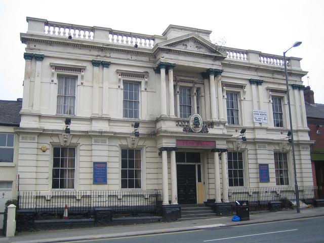 Liverpool: Wavertree Town Hall, High Street, L15