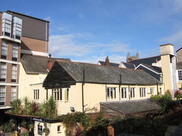 White Hart Inn, Exeter