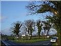 SJ8779 : Road junction by Russ Ware