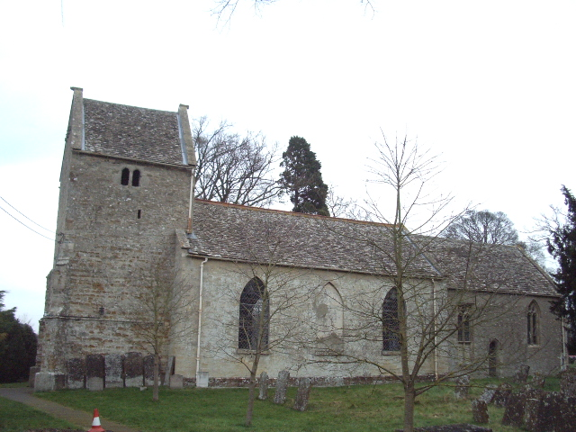 St Mary's Church, Ardley