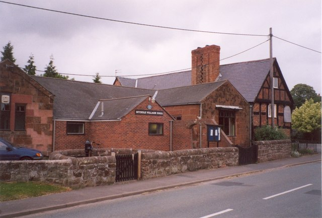 Village Hall, Myddle