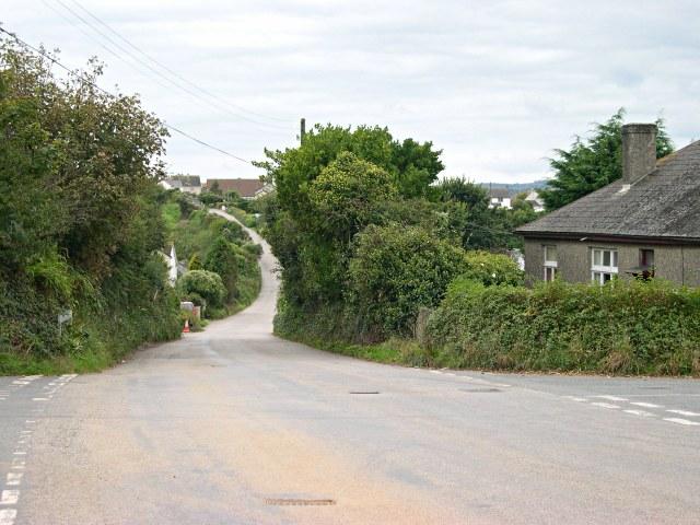 Back Road near Copperhouse