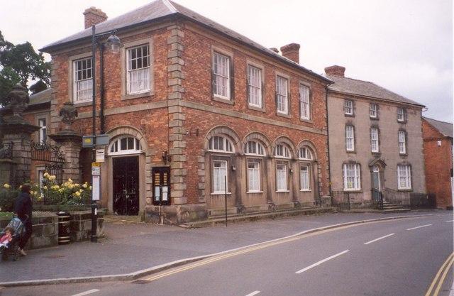 Church Hall, High Street, Wem