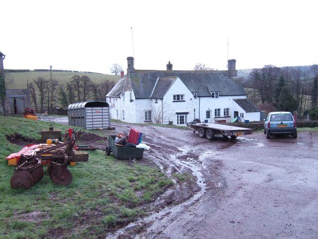 Lanpil farm house