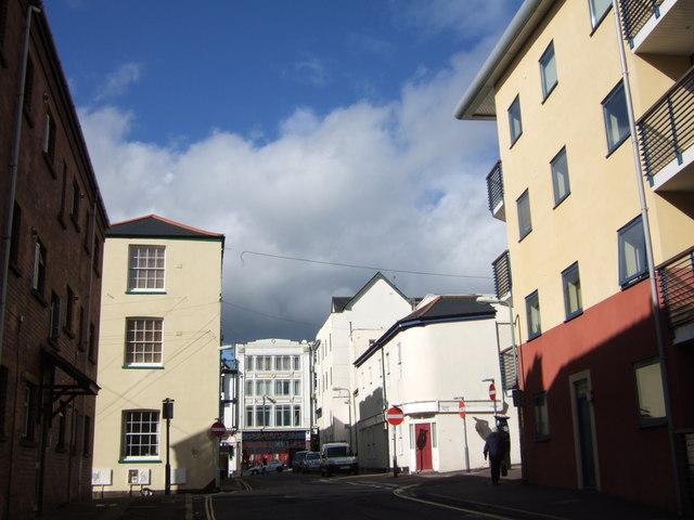 King Street, Exeter