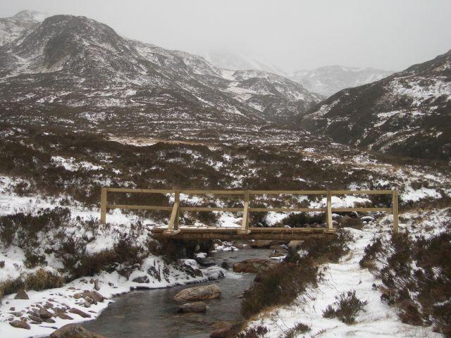 Allt a'Chuil Choirean bridge