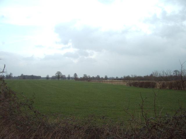 Farmland at Middleton Stoney
