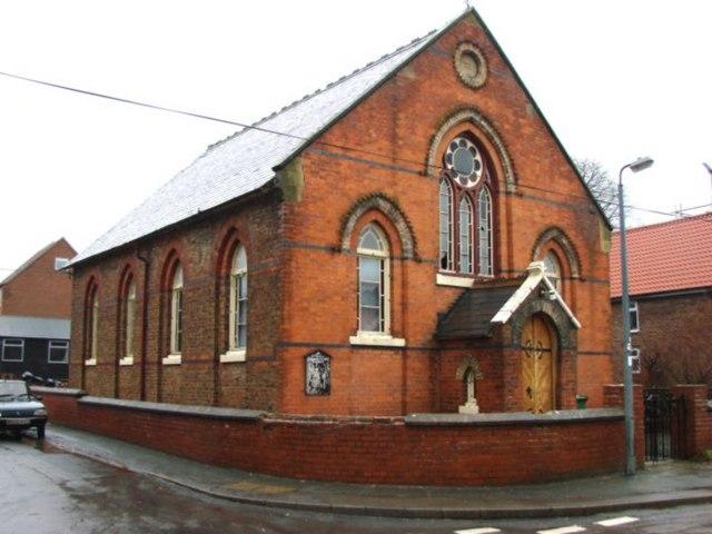St Mary's Methodist Church, Langtoft