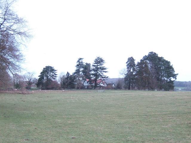 Trellech Grange House