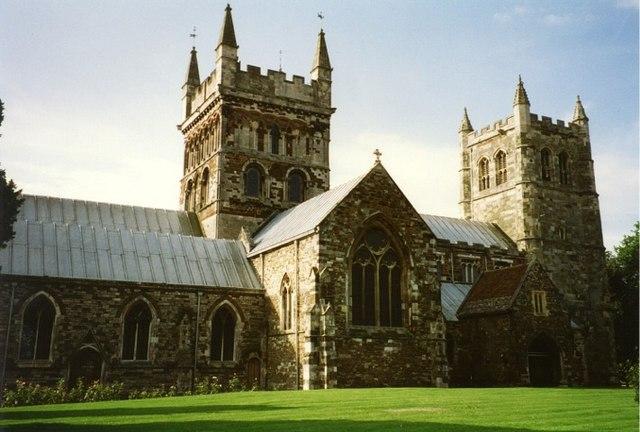 Wimborne Minster, Dorset
