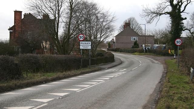 Hardstoft Road