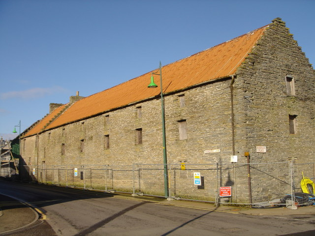 The Old Brewery, Thurso