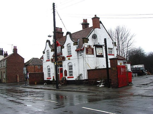 The Ship Inn, Muston
