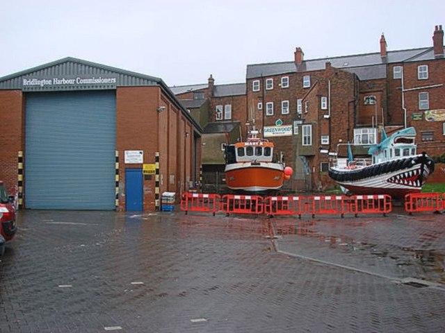 Bridlington Harbour Commissioners Building