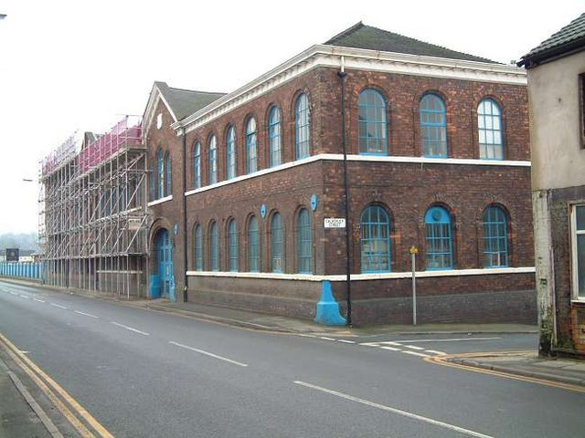 St. Mary's Works, Normacot