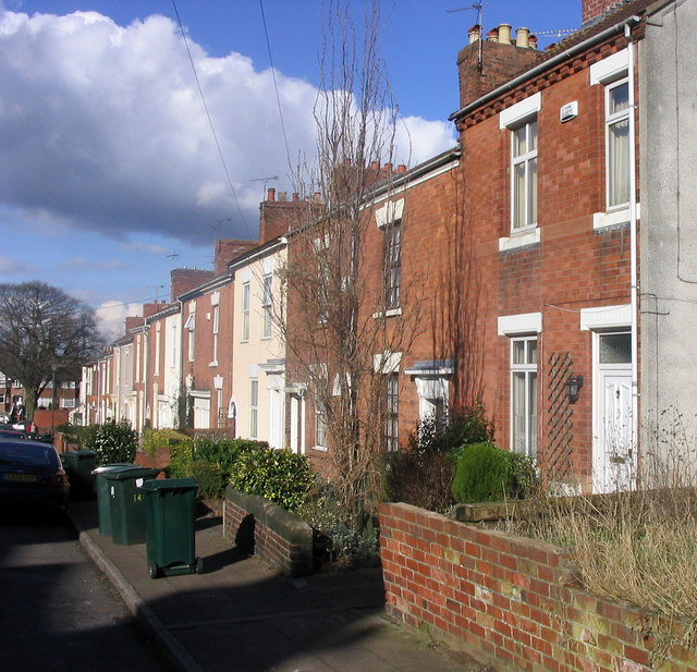 The East Side of Lord Street