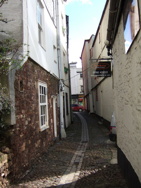 Rackclose Lane, Exeter