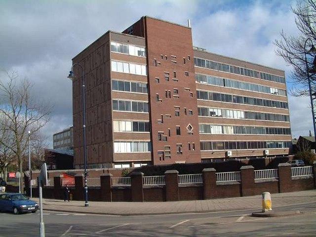 Flaxman Building, Stoke