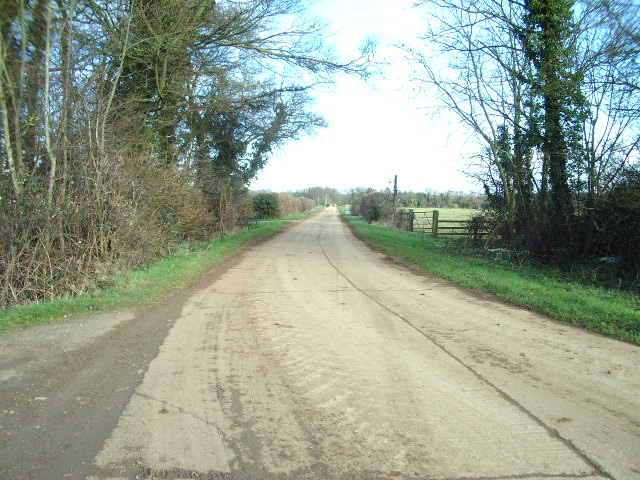 The Road to Slade Farm