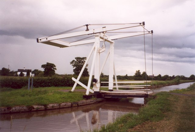 Another view of Stark's Bridge, Whixall