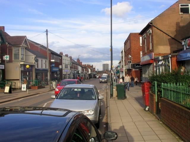 Earlsdon Street