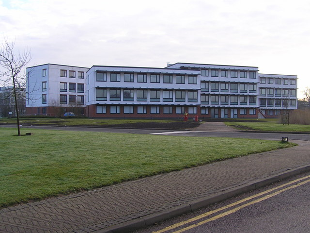 Warwick Business School, main reception